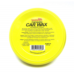 Treatment Carnauba Paste Wax - pasta polerska na bazie wosku Carnauba, 237 ml
