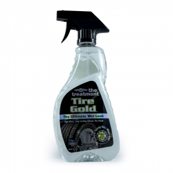 Treatment Tire Gold® Tire Dressing - dressing opon, 651ml