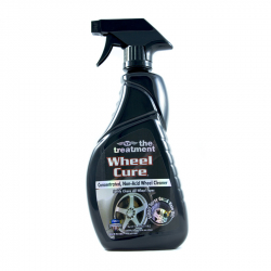 Treatment Wheel Cure® Wheel Cleaner - piana aktywna do kół, 651 ml