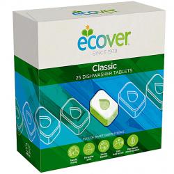 Ecover Classic Dishwasher Tablets - tabletki do zmywarki, 25 szt.
