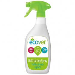 Ecover Multi action spray - uniwersalny środek to czyszczenia w sprayu, 500 ml
