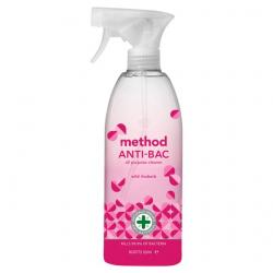 Method - Antybakteryjny spray do kuchni Wild Rhubarb