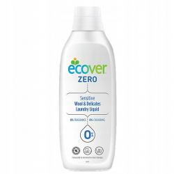 Ecover - Ekologiczny, antyalergiczny płyn do prania wełny i delikatnych tkanin, 1 l