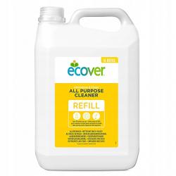 Ecover Płyn uniwersalny czyszczący o zapachu trawy cytrynowej i imbiru, 5L
