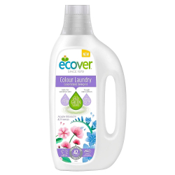 Ecover - Skoncentrowany płyn do prania tkanin kolorowych, 1,5 l