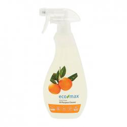 Eco-Max Uniwersalny środek czyszczący o zapachu pomarańczy, 710 ml