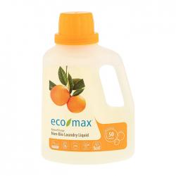 Eco-Max - płyn do prania - o zapachu pomarańczy (50 prań), 1.5L