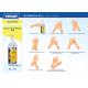 Tenzi - De Zal 5l - Preparat do higienicznej antyseptyki rąk oraz do odkażania rąk