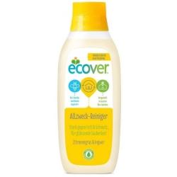 Ecover Płyn uniwersalny czyszczący o zapachu trawy cytrynowej i imbiru, 750ml