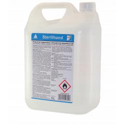 STERILLHAND płyn do dezynfekcji rąk z 5L