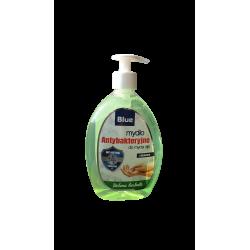 Antybakteryjne mydło w płynie Blue 500 ml