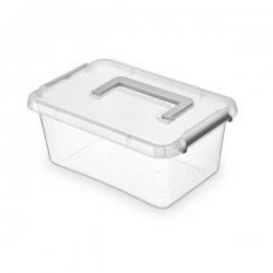 Po jemnik na żywność - NanoBox z rączką, 4,5 l