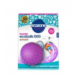Ecoballs kule piorące na 1000 prań, MIDNIGHT JASMINE, jaśminowy zapach, Ecozone