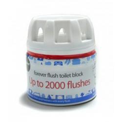 Ekologiczna kostka do toalety Forever Flush JADE do 2000 spłukań - kostka do toalety, Ecozone