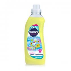 Płyn zmiękczający do płukania ubrań, HAPPINESS, 1000 ml, Ecozone