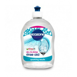 Nabłyszczacz do zmywarek, Ecozone, 500 ml