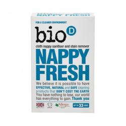 Nappy Fresh - dodatek do proszku do prania pieluch, Bio-D, 500 g
