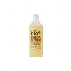 Ekologiczny płyn do mycia podłóg z mydłem z siemienia lnianego, 750 ml, Bio-D