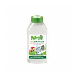 Płyn czyszczący do zmywarek, wegański, 250 ml, Winni's