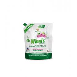 Płyn do płukania o zapachu heliotropu i białego piżma, 42 prania, 1,47 l, uzupełnienie, Winni's