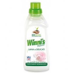 Płyn do prania wełny i delikatnych tkanin, 750 ml, Winni's
