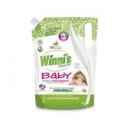 Płyn do prania ubranek dziecięcych, delikatny zapach, 800 ml, 16 prań, Winni's