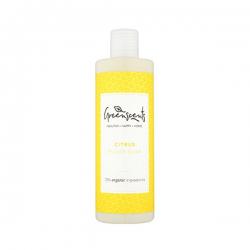 Płyn do mycia podłóg, organiczny, hipoalergiczny, skoncentrowany, cytrusowy, CERTYFIKOWANY, 400 ml, Greenscents