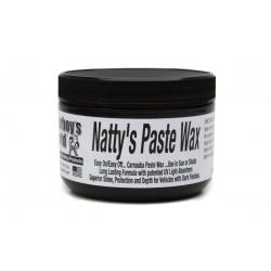 Poorboy's World Natty's Paste Wax Black - wosk z lakierem