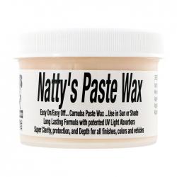 Poorboy's World Natty's Paste Wax - wosk bezbarwny