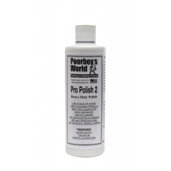 Poorboy's World Pro Polish 2 - cleaner
