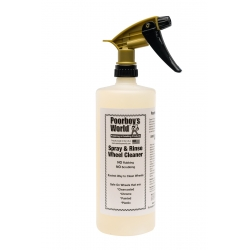 Poorboy's World Spray & Rinse