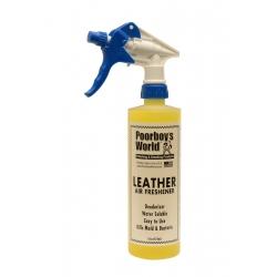 Poorboy's World Air Freshener Leather - odświeżacz powietrza