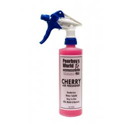 Poorboy's World Air Freshener Cherry - odświeżacz powietrza o zapachu wiśni