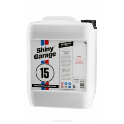 Shiny Garage Perfect Glass Cleaner 5l.