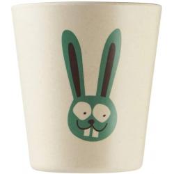 Kubeczek na szczoteczkę do zębów dla dzieci - Jack and Jill - Bunny