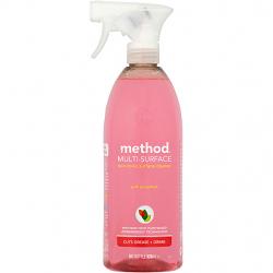 Method All Purpose Cleaning Spray Grapefruit - środek do czyszczenia powierzchni, 828ml