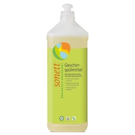 Eko Sonett - Płyn do mycia naczyń Cytrynowy 1l
