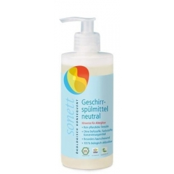 Eko Sonett - Płyn do mycia naczyń z dozownikiem Neutral / Sensitiv BIO 300ml