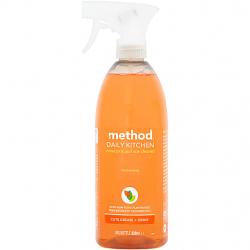 Method Daily Kitchen Surface Cleaner - płyn do czyszczenia kuchni, 828ml