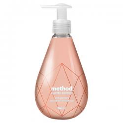 Method Hand Wash Gel Ltd Rose Gold Pink Pomelo - mydło do rąk, 354ml
