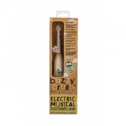 Grająca elektryczna szczoteczka dla dzieci z naklejkami, Jack N'Jill