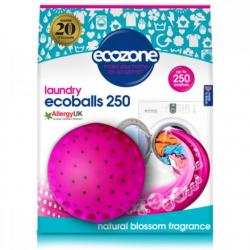 Ecozone Kule piorące na 250 prań kwiatowym zapachu