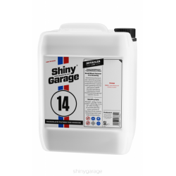 Shiny Garage Back2Black Polymer 5l