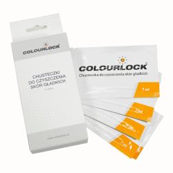 Colourlock - Zestaw chusteczek do czyszczenia skóry