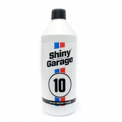 Shiny Garage Blue Snow Foam 1l