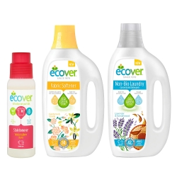 Ecover Laundry Kit - zestaw do prania