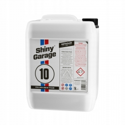 Shiny Garage Blue Snow Foam 5l