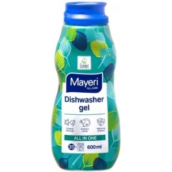 Mayeri Żel do zmywarek ALL-In-One, 600ML