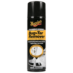 Meguiar's Heavy Duty Bug & Tar Remover - Pianka do usuwania owadów i smoły, 425g