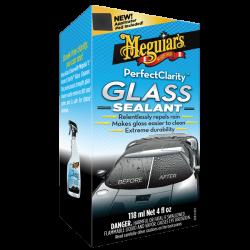 Meguiar's PerfectClarity Glass Sealant - Niewidzialna wycieraczka, 118ml